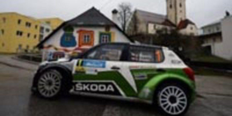 Jan Kopecký gana el Jänner Rally por 0.5 segundos sobre Bouffier