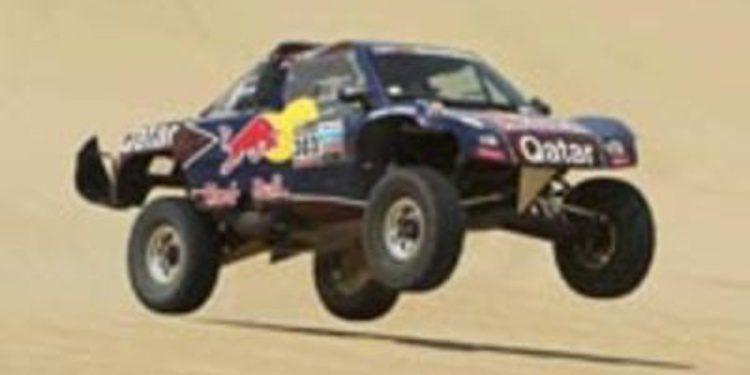 Dakar 2013, etapa 2: Sainz recupera el liderato tras su reclamación al ASO