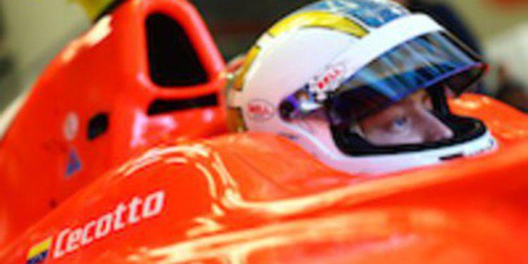 Arden confirma a Johnny Cecotto Jr para la temporada 2013 de GP2