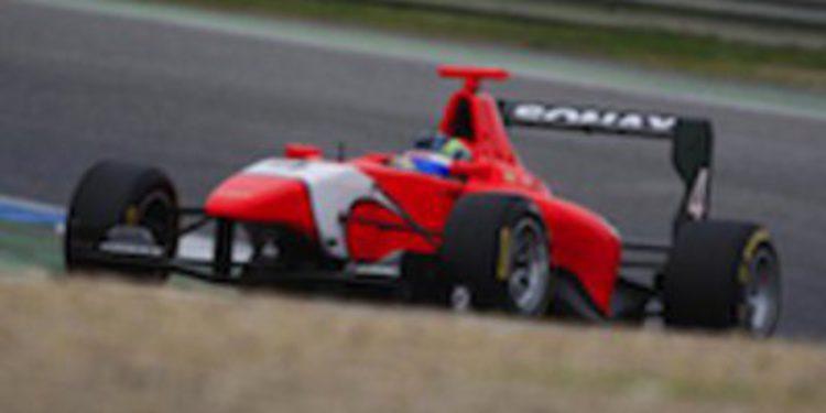 Robert Visoiu completa la alineación de MW Arden para la temporada 2013 de GP3