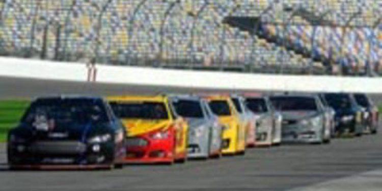 Primeros test en Daytona de la nueva generación de Nascar