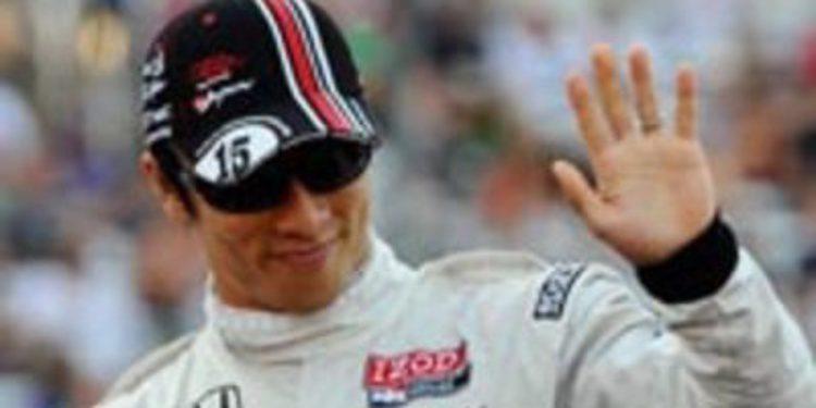 Takuma Sato y AJ Foyt unen sus caminos en la IndyCar 2013