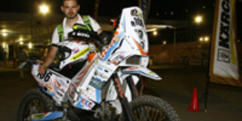Thomas Bourgin fallece en un accidente de tráfico durante el Dakar 2013