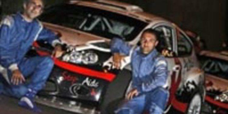 Benito Guerra, Tamrazov y Gustafsson al Rally de Suecia con coches WRC