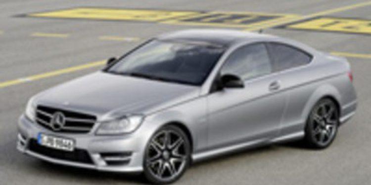 Mercedes-Benz introduce a la gama Clase C el acabado Sport