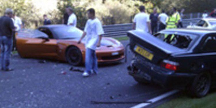 Algunos de los momentos más espeluznantes vividos en Nürburgring durante 2012
