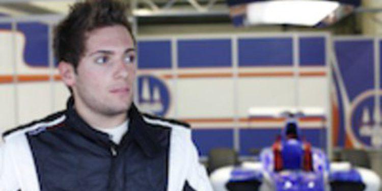 Emanuele Zonzini se une al equipo Trident de GP3 para 2013