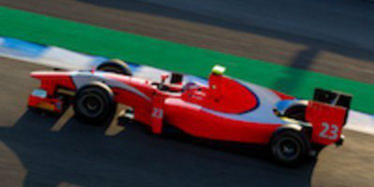 Mitch Evans sube a GP2 y continuará con Arden en 2013
