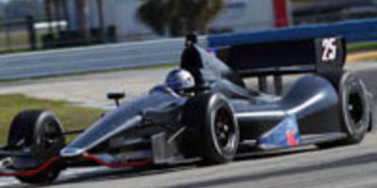 Penske y Andretti Autosport prueban en Sebring