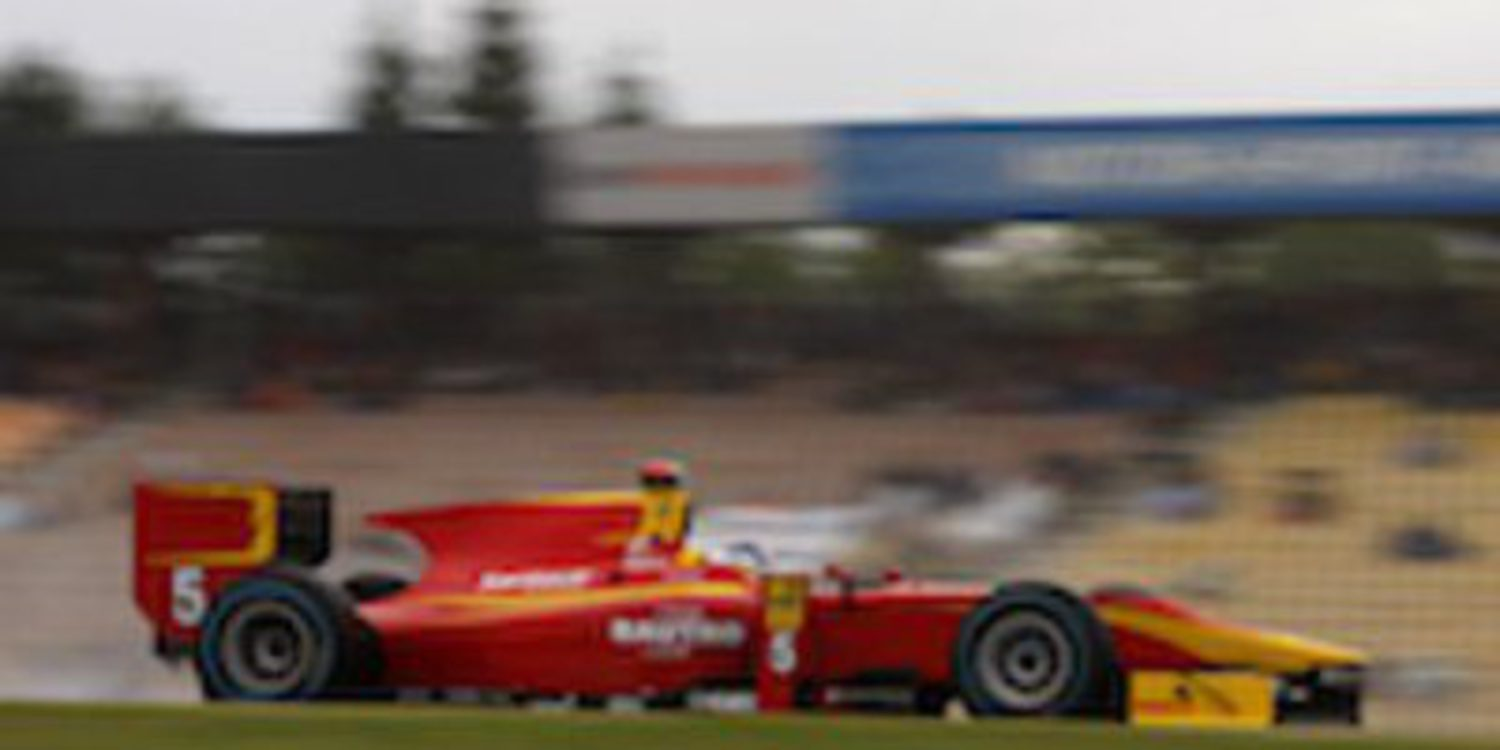 Racing Engineering confirma a Fabio Leimer y a Julian Leal para GP2 en 2013