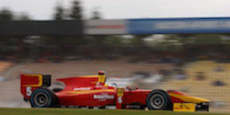 Racing Engineering confirma a Fabio Leimer y a Julian Leal para GP2 en 2013