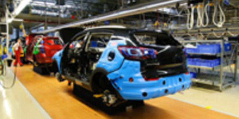 La factoría que Kia tiene en Zilina registra en 2012 su récord de producción