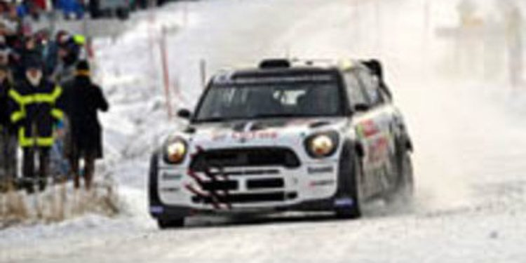 La etapa 3 del Rally de Monte-Carlo nos regala la lucha por el tercer puesto