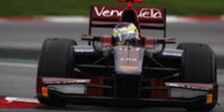 René Binder continuará con Venezuela GP Lazarus en GP2 para 2013