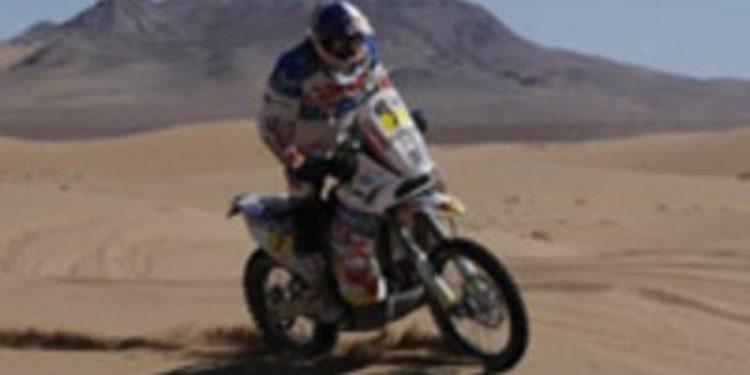 Dakar 2013, etapa 14: Etapa para López y Dakar para Despres. Stephane Peterhansel el rey de los coches