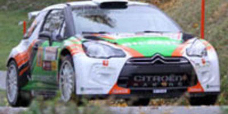 Citroën deja de lado el DS3 RRC y se centra en el DS3 R5