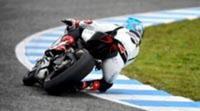 La lluvia y el frio despiden a Ducati y saluda a los equipos SBK en Jerez