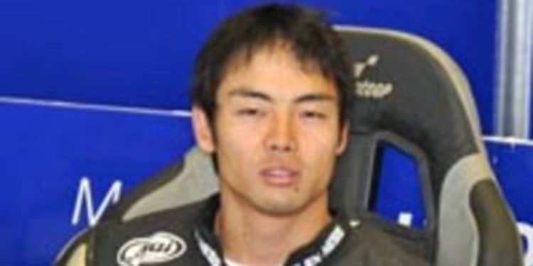 Hiroshi Aoyama se fractura la muñeca izquierda