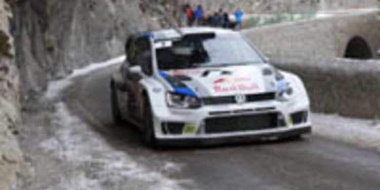 Jari-Matti Latvala pide disculpas por su accidente a Volkswagen