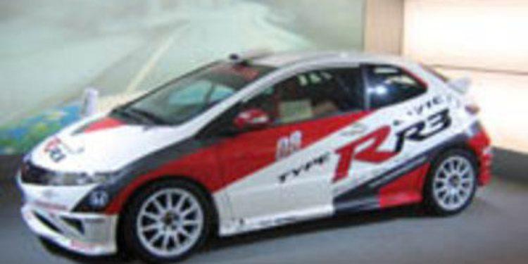 Honda junto a JAS Motorsport prepararán un Civic R5