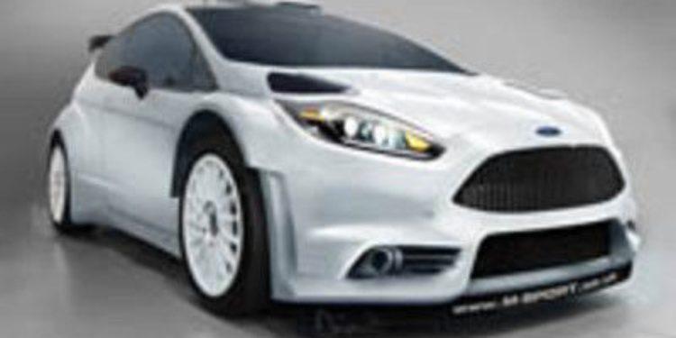 El Ford Fiesta R5 entre en su fase final de test la próxima semana