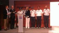 Presentación del equipo Repsol Honda 2013 de MotoGP