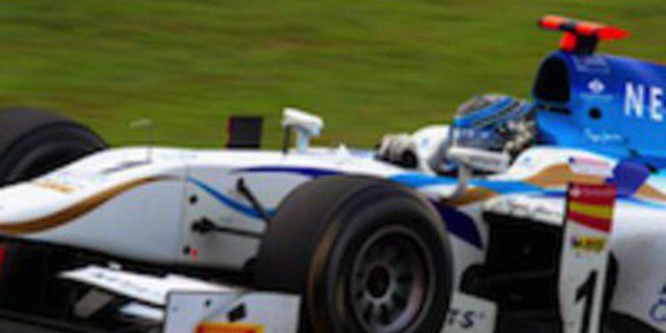 Jake Rosenzweig completa la alineación de Addax para GP2 en 2013