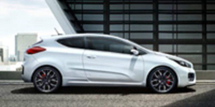 Nuevo Kia Pro_Cee'd GT