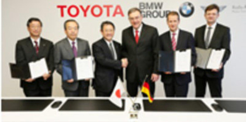 BMW Group y Toyota estudiarán la viabilidad de un deportivo conjunto