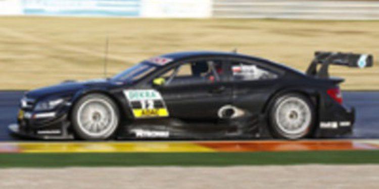 Positivo test para Robert Kubica con el Mercedes DTM