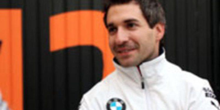 Timo Glock confirmado como el octavo y último piloto de BMW en el DTM