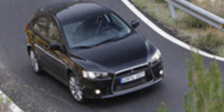 El Mitsubishi Lancer Sportback abandona el mercado español