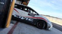 Honda completa el primer test de 2013