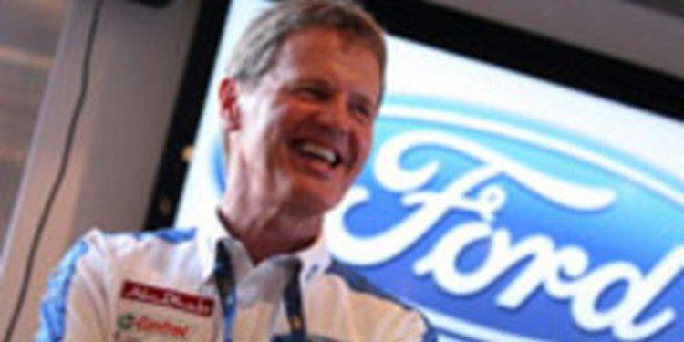 El Ford Fiesta R5 entre códigos QR debutará con Elfyn Evans