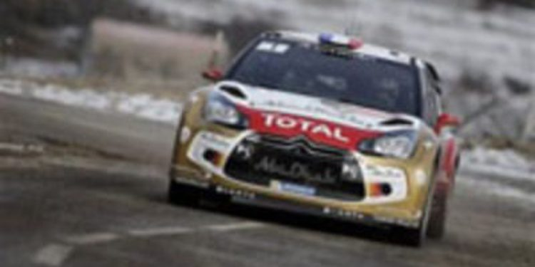 El Rally de Francia-Alsacia arrancará con la Power Stage