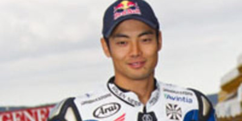 El test de Sepang será testigo del estado físico de Hiroshi Aoyama