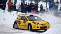 Per-Gunnar Andersson y Proton se pierden el Rally de Suecia