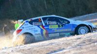 Craig Breen sorprende a Ketomaa en el inicio del Rally de Letonia del ERC