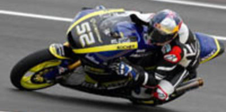 MMCG se une como patrocinador principal del equipo Tech3 en Moto2