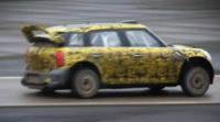 Marcus Grönholm de test con Motorsport Italia y el Mini JCW WRC