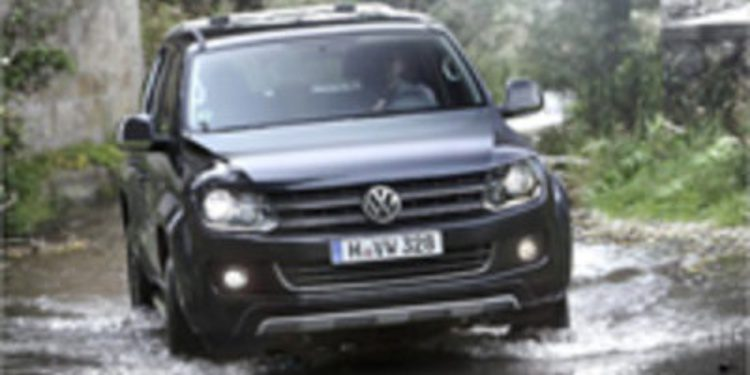 Volkswagen introducirá cambios en su Pick-Up Amarok