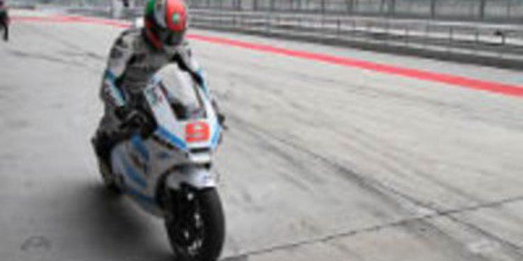 Neumático más blando Bridgestone para los equipos CRT en Sepang