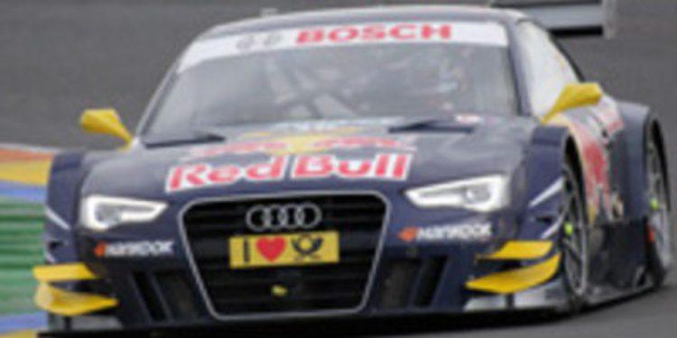 Miguel Molina seguirá con Audi en el DTM