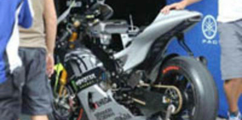Valentino Rossi nos deja ver la decoración de su M1