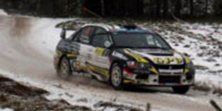 El Rally de Letonia deja el ERC con nuevo líder