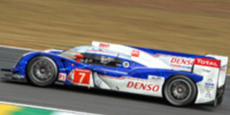 32 coches participarán en el WEC  en 2013