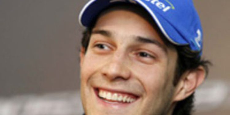 Bruno Senna ficha por Aston Martin para el WEC