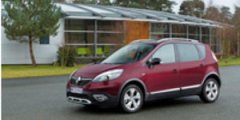 Renault nos presenta las novedades en la gama Scénic