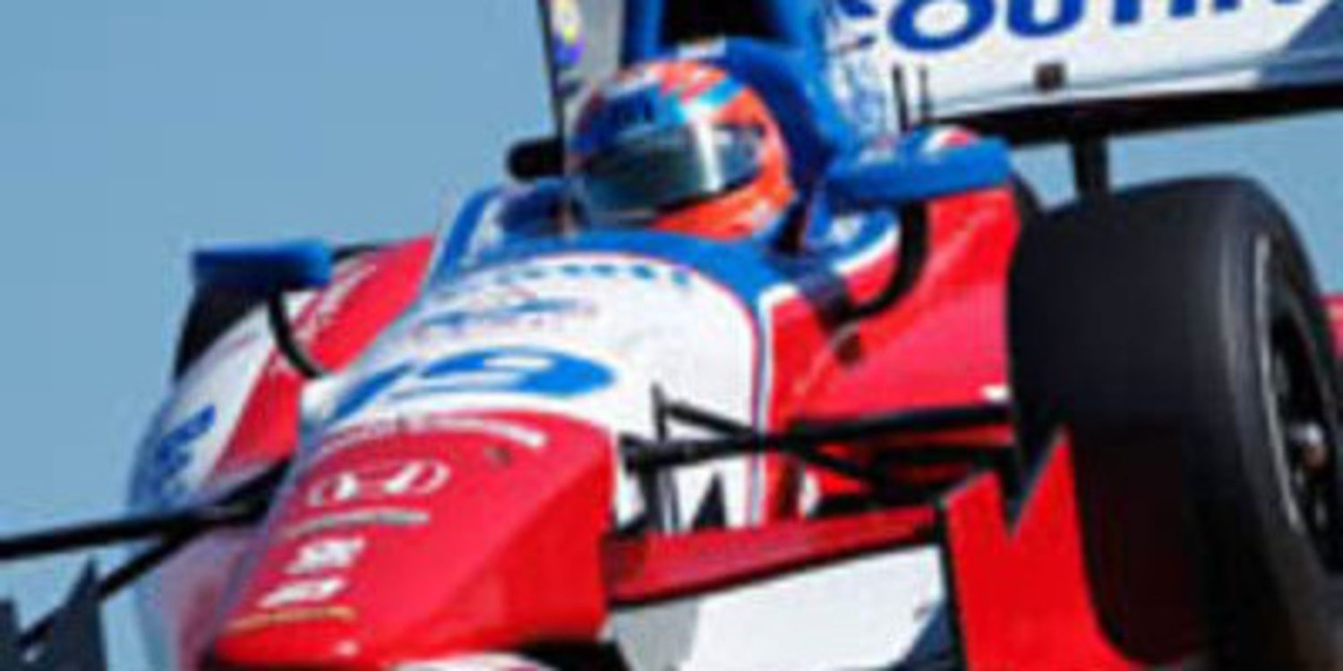 Rahal Letterman Lanigan Racing confirma a James Jakes para 2013