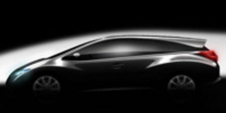 Ginebra acogerá el estreno del Honda Civic Aerodeck